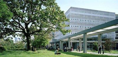 Le campus de Paris Nanterre -- Cliquez pour voir l'image en entier